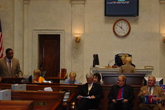 Senate Discusses Statewide Trauma System