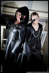Organization XIII cosplay : Xaldin & Xigbar from Kingdom Hearts 2