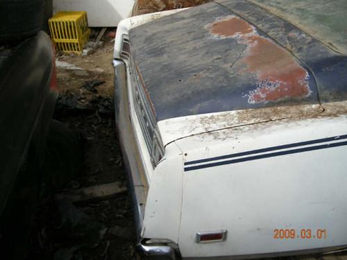 1969 Mercury Cyclone Dan Gurney Spoiler Barn Find