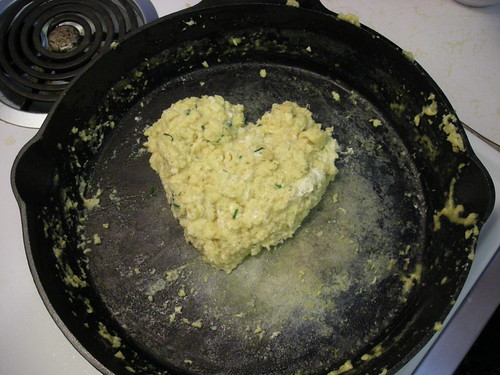 Heart in a Skillet