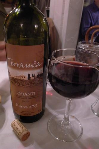 2003 Terramia Chianti Riserva