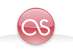 Logo of Last.fm's audioscrobbler