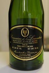 2007 Domaine de la Louvetrie (Jo Landron) Muscadet Sèvre et Maine Hermine d'Or Sur Lie