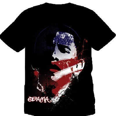 Barack Obama T-shirt Design
