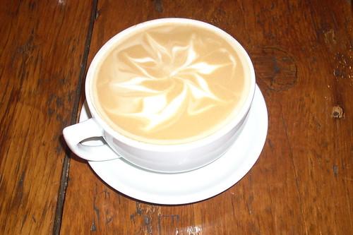 Latte Flower