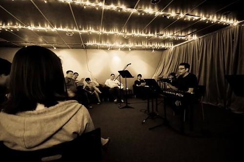 Tenebrae - Rehearsal