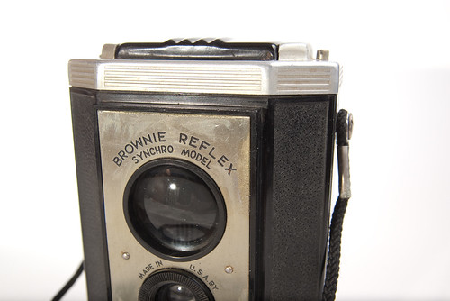 Kodak Brownie Reflex Synchro Model