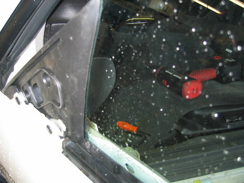 Window Gusset for Subaru Outback