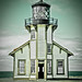 Point Cabrillo Lighthouse in Mendocino County