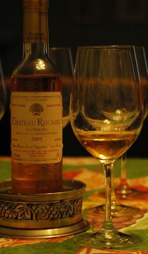 2003 Chateau Roumieu