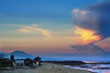 Serangan Island (skip0974) Tags: canon landscape eos gunungagung seranganisland 1000sd skipphotography