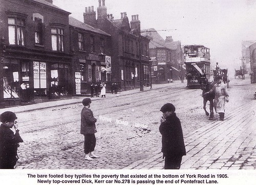 York Road 1905