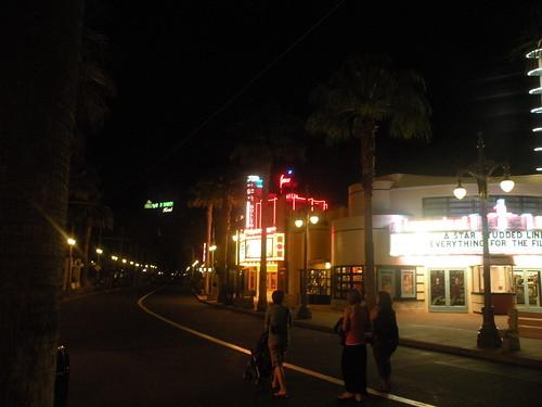 Hollywood Studios after Dark