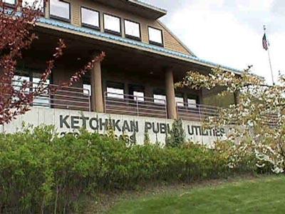 Ketchikan Public Utilities KPU building