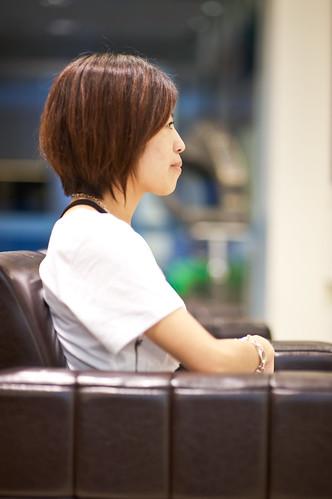 女生髮型 自我主張的個性髮型