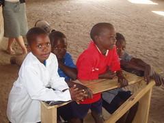 Kasalu Village School, Chikumbi, Zambia