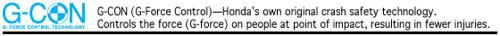 Honda G-CON