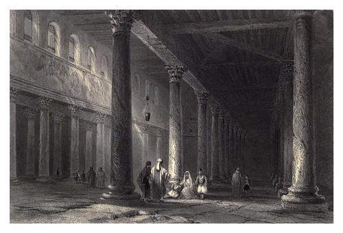 014- Basilica de Belen-Bartlett, W. H. 1840-1850