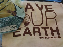 Cloth Bag from SPU