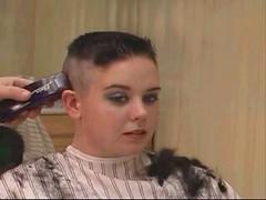 headshave - 2009-06-02_115136 (bob cut) Tags: ladies haircut sexy girl happy bald shave razor headshave