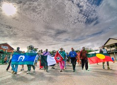 Mabo Day March