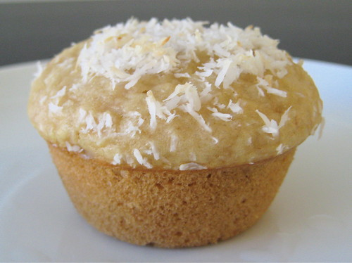 Coconut Muffin