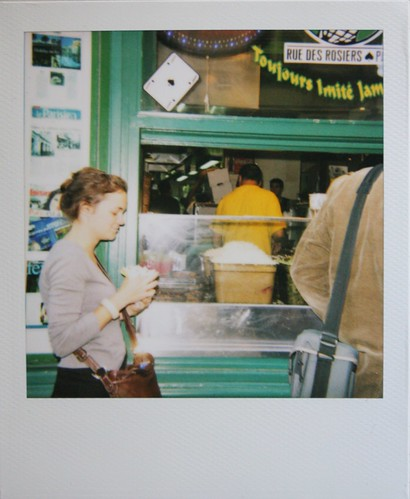 Paris Polaroid #4