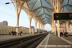 Lisboa ate Paris de Comboio