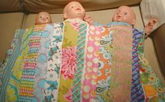Doll Quilt for El