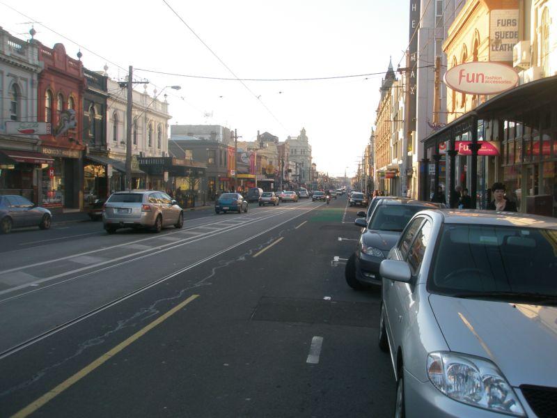 Brunswick St