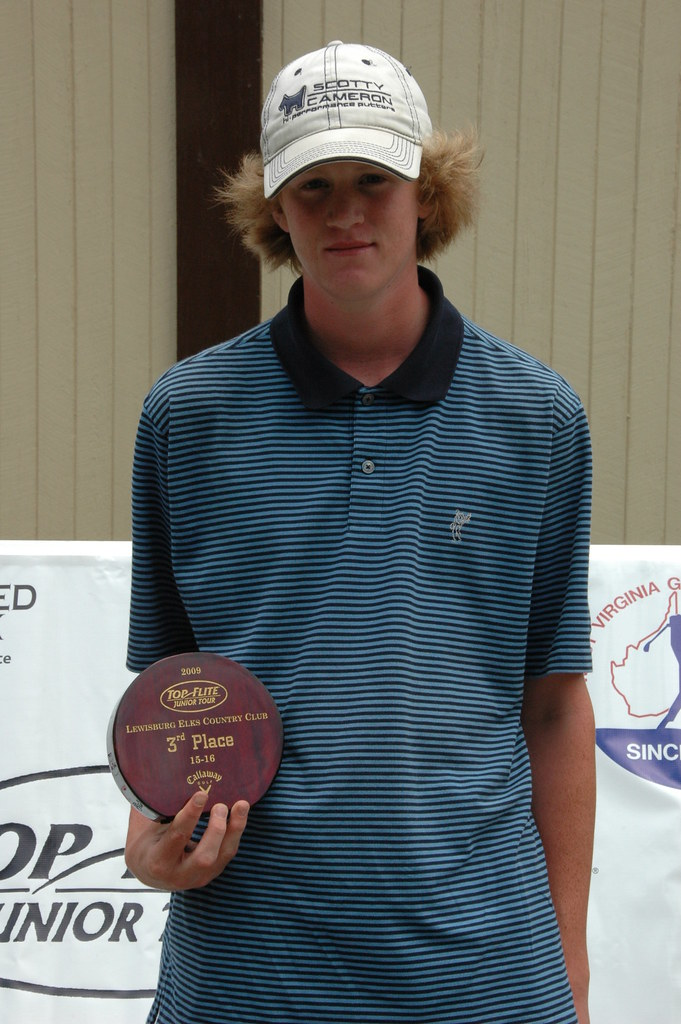 Top Flight Junior Golf Tour 2009