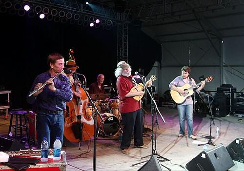 David Grisman Quintet - 6/13/09 Bonnaroo Music Festival, Manchester, Tennessee