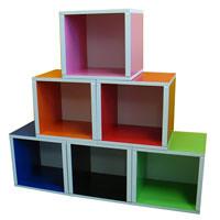 Six Mix Modular Cubes at re:modern