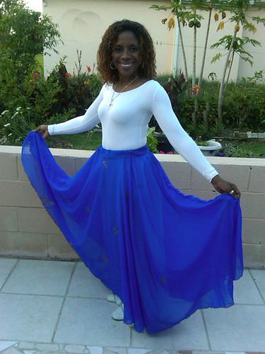 bluewideskirt