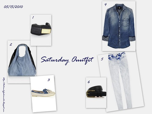 Saturday Outfit 05-15-2010