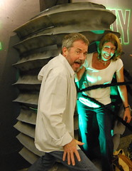 Splatter Cinema: THE FLY (Dont Open Until Dooms Day) Tags: atlanta theplaza horror thefly vincentprice jeffgoldblum davidcronenberg splattercinema