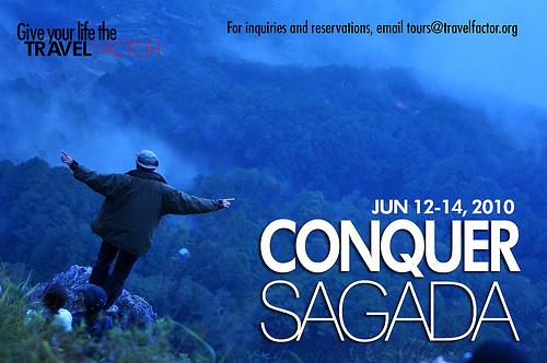 Conquer Sagada 2010