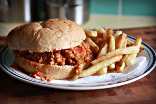 Sloppy Joe 550
