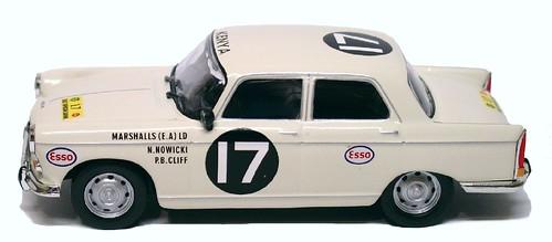 Altaya Peugeot 404