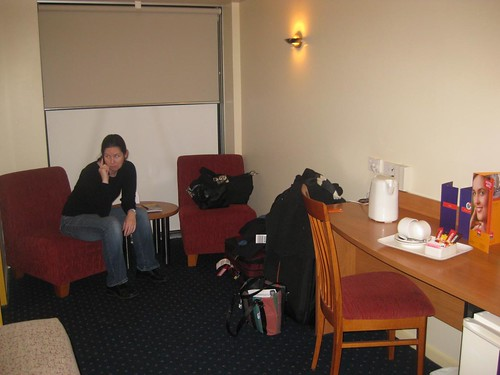 Ibis Hotel, Little Bourke St, Melbourne