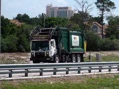 WM Mack MR / Heil FEL - 261050 ? (FormerWMDriver) Tags: trash truck garbage mr front wm collection management rubbish end fl waste refuse loader load mack inc sanitation fel heil frontloader frontload