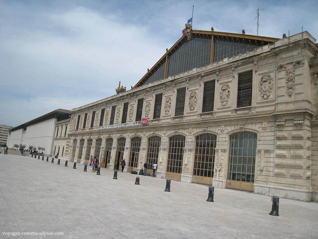 Gare Saint Charles de Marseille