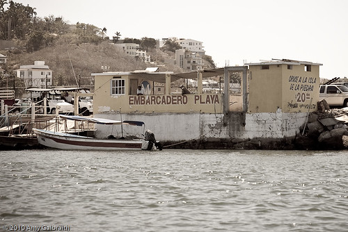 Water Taxi Port
