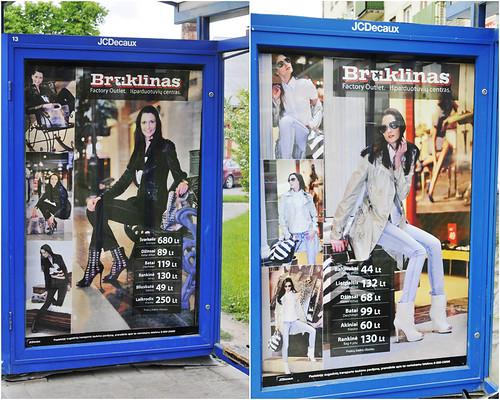 reklaminiai skydai