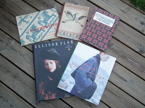 Strikkebøker