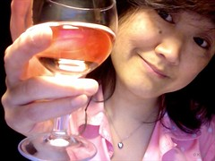 Kymdot/having a break (Kym.) Tags: selfportrait me break photobooth wine working thenetherlands cheers kym ros 1kymaday