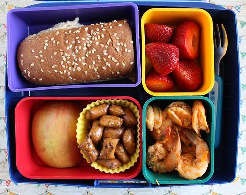 First Grade Bento #449