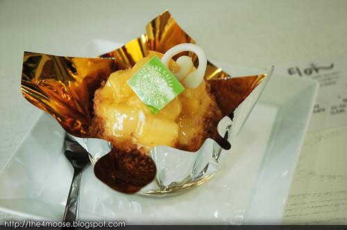 Flor Patisserie - Mango Pie