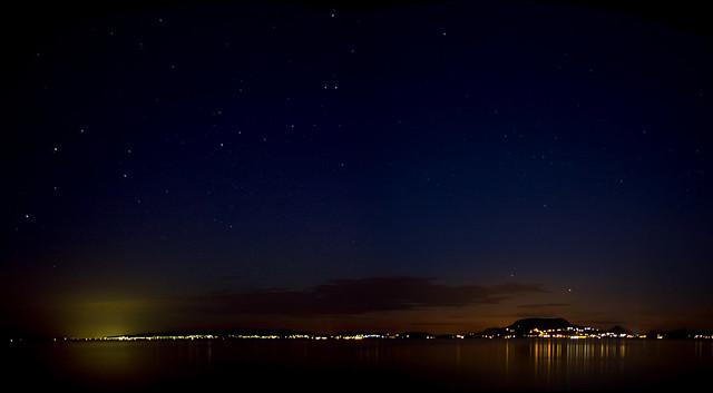 Az északi part éjszaka