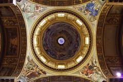 San Andrea della valle 6 (Le Mouche) Tags: rome roma iglesia kirche chiesa cupola dome glise rom churche kuppel sanandreadellavalle